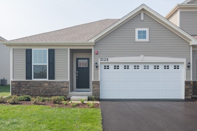 1284 Hawk Hollow Drive, Yorkville, IL 60560 - #: 11218934