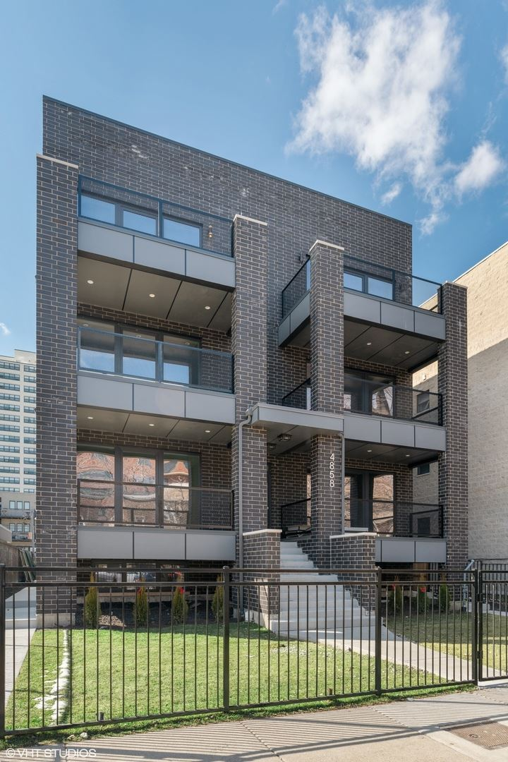 4858 N Kenmore Avenue #3S, Chicago, IL 60640 - #: 10666935