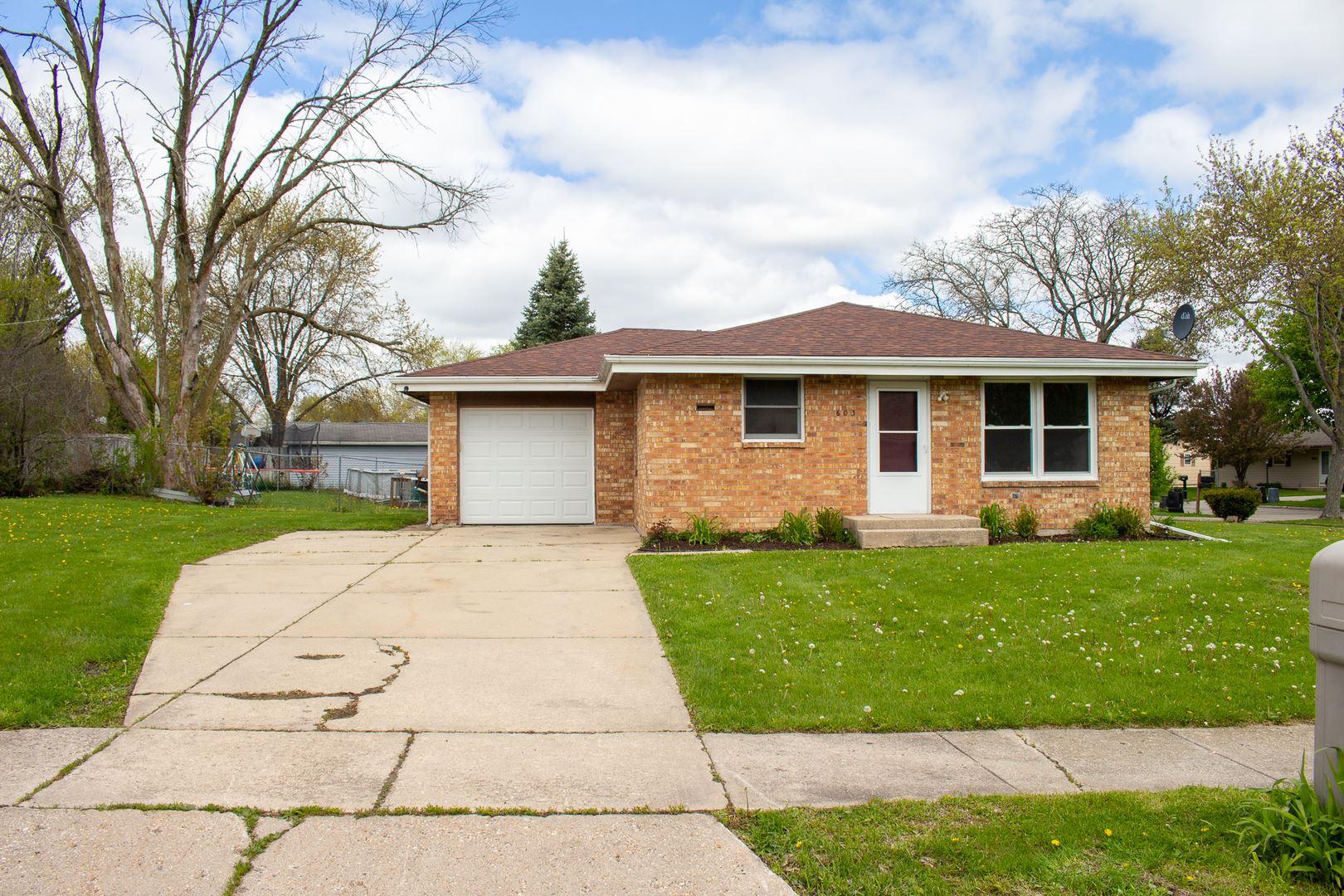 603 Arnold Avenue, Rockford, IL 61108 - #: 10713935