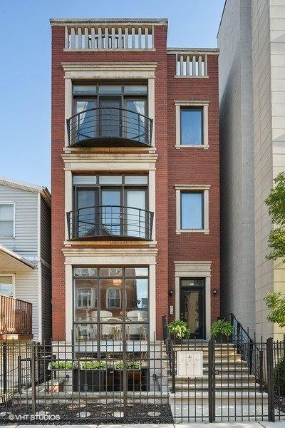 1517 W FRY Street #1, Chicago, IL 60642 - #: 10794936
