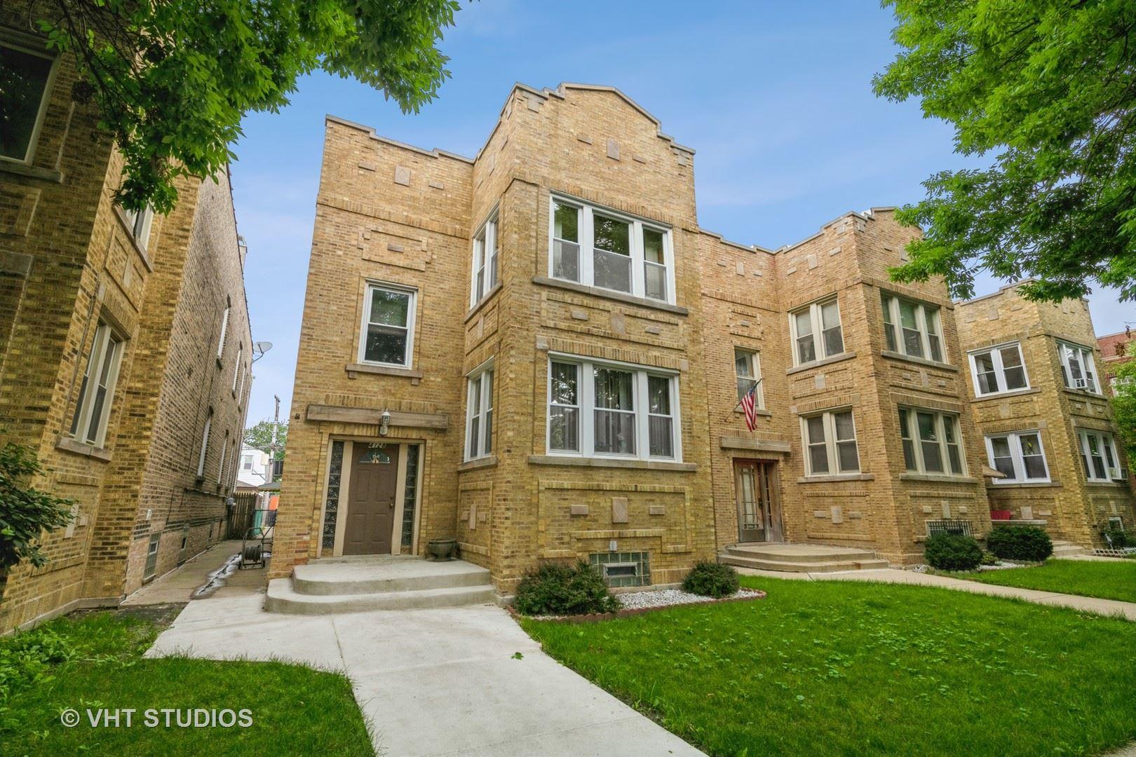 4128 W Barry Avenue, Chicago, IL 60641 - #: 11169936