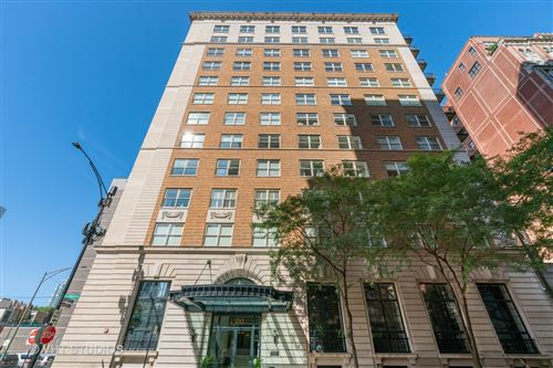Photo of 1300 N State Parkway #703, Chicago, IL 60610 (MLS # 11197937)