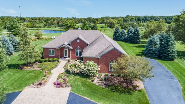 8702 Harmony Hill Road, Marengo, IL 60152 - #: 10485938