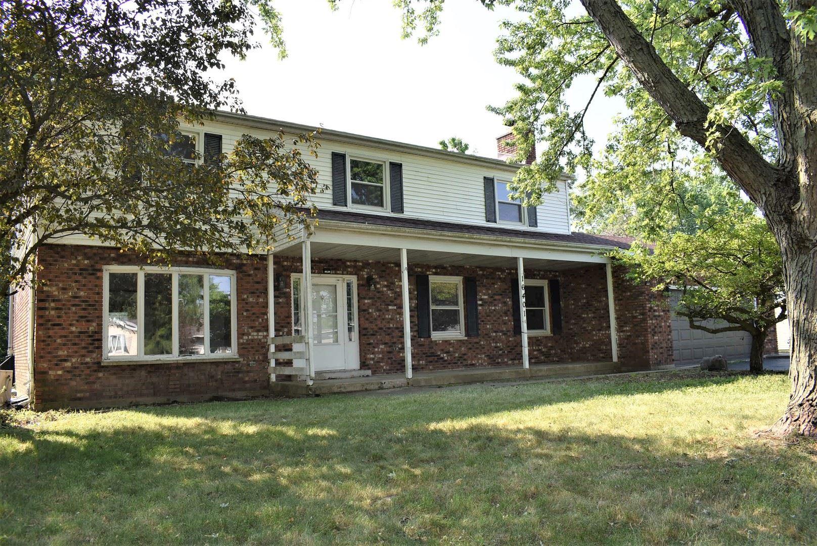 16401 S MAYLEON Drive, Plainfield, IL 60586 - #: 10716938