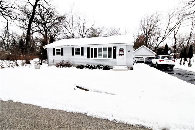 20 Eastwood Avenue, Port Barrington, IL 60010 - #: 10619939