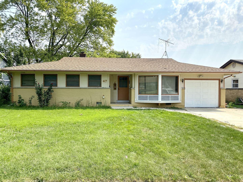 47 Wildwood Road, Elk Grove Village, IL 60007 - #: 11243939