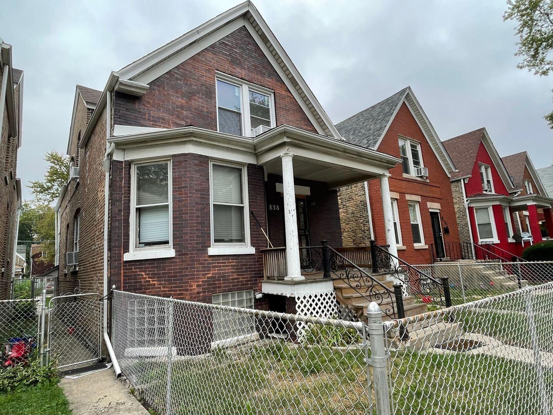 838 N Homan Avenue, Chicago, IL 60651 - #: 11245939
