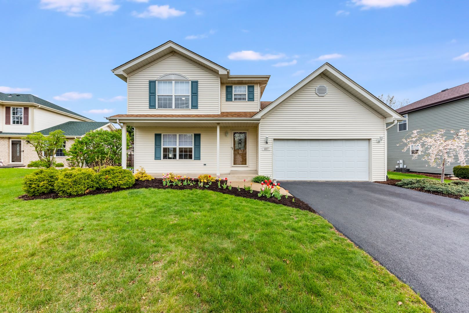 Photo of 4607 Peacock Lane, Plainfield, IL 60586 (MLS # 11061940)
