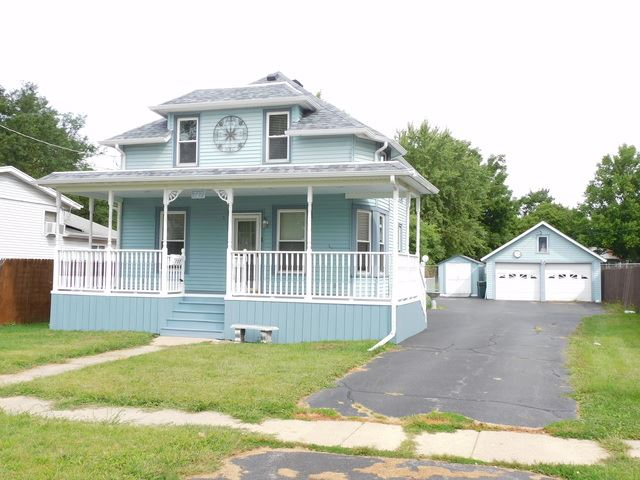 727 W Perry Street, Belvidere, IL 61008 - #: 10489941