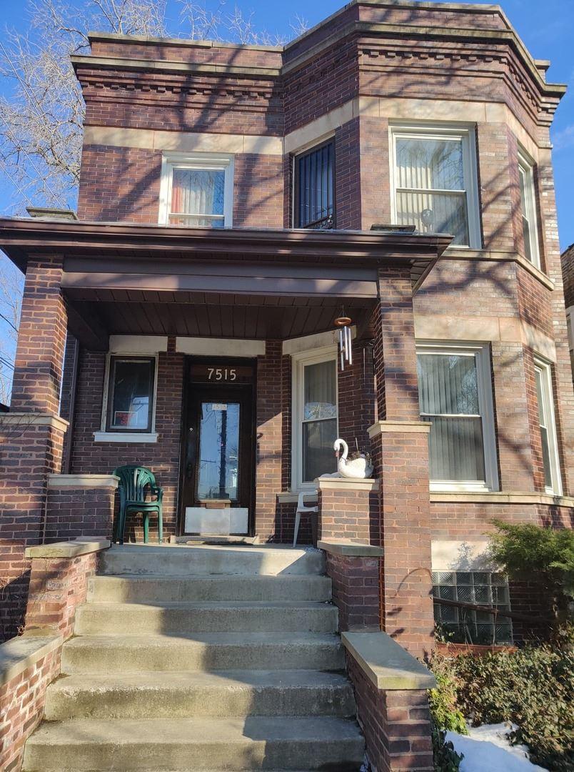 7515 S Dobson Avenue, Chicago, IL 60619 - #: 10741941
