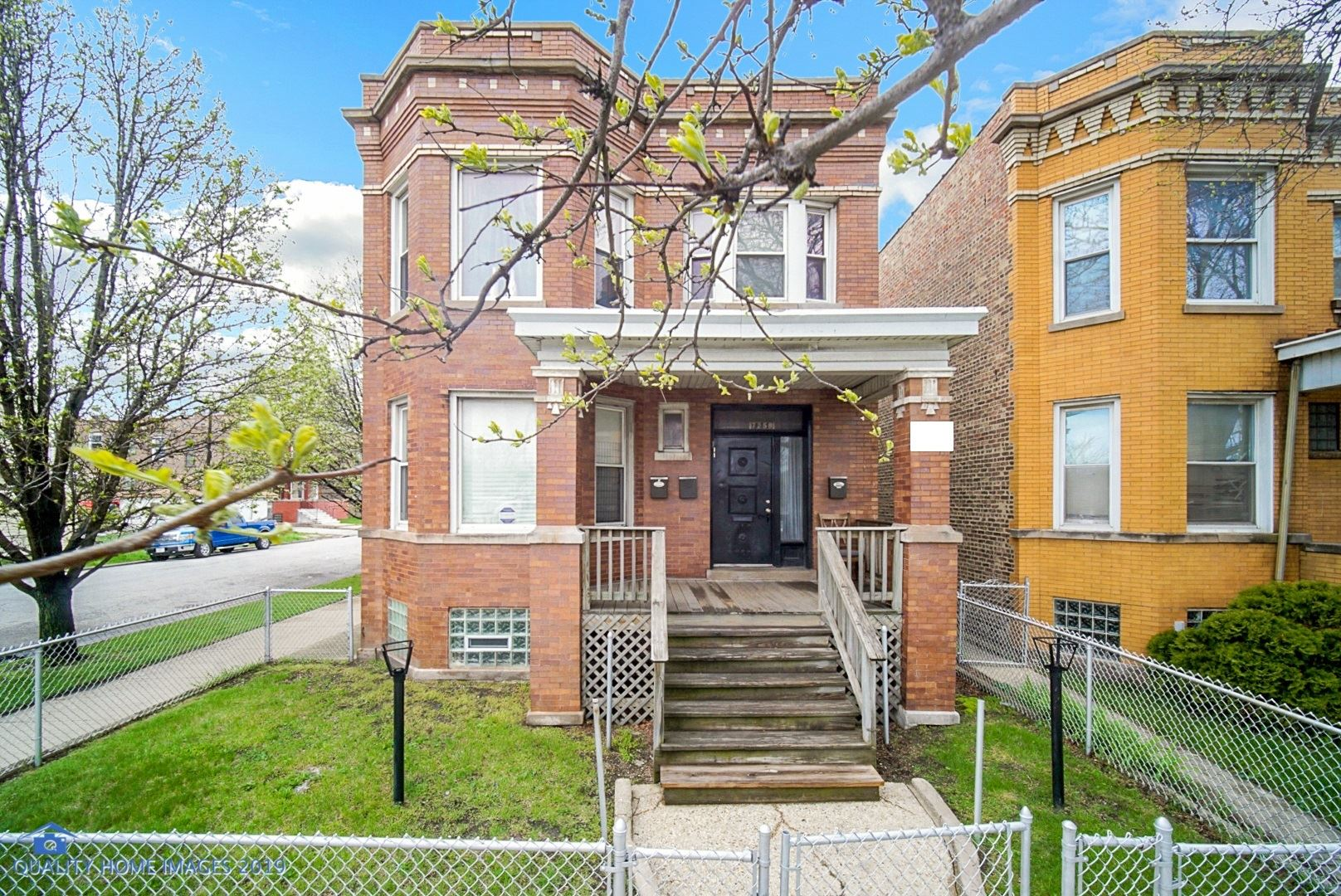 7258 S Lafayette Avenue, Chicago, IL 60621 - #: 10748941