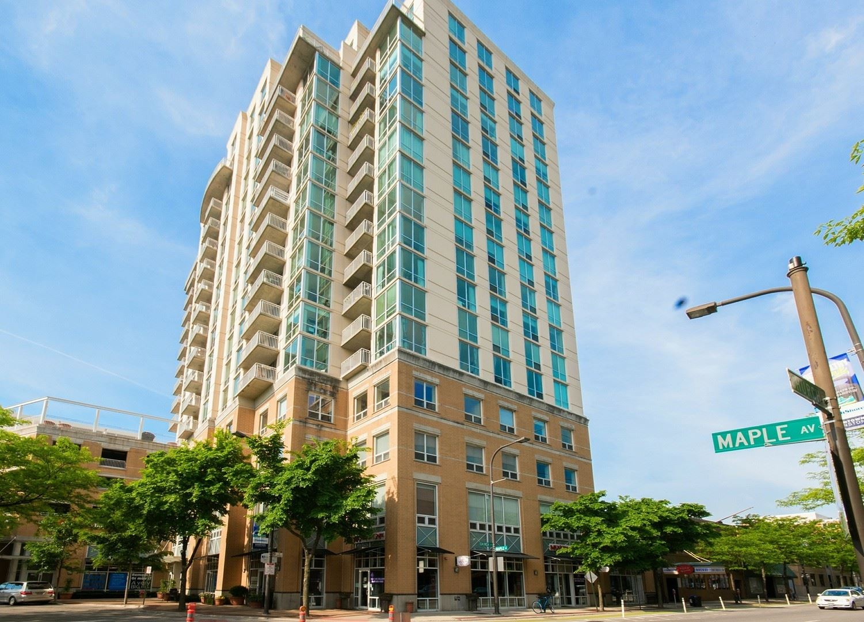 1640 Maple Avenue #704, Evanston, IL 60201 - #: 11181942