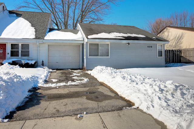 Photo of 408 Six Pines Drive, Romeoville, IL 60446 (MLS # 10987944)