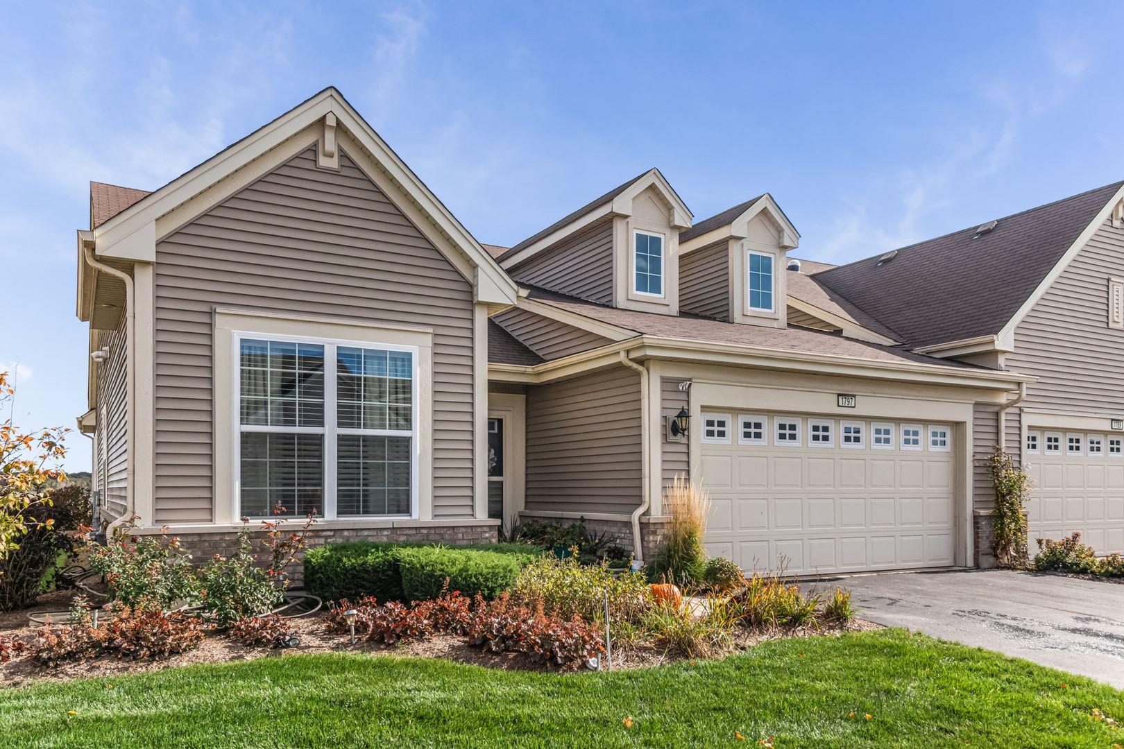 1797 Kelley Lane, Pingree Grove, IL 60140 - #: 10551945