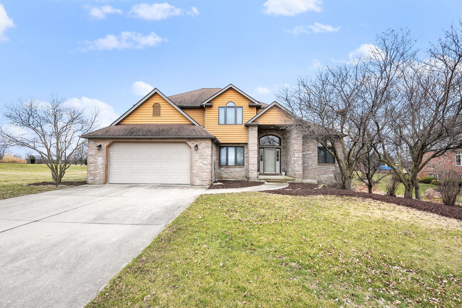 3385 W Nettle Creek Drive, Morris, IL 60450 - #: 10674946
