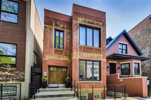 Photo of 1907 N Hoyne Avenue, Chicago, IL 60647 (MLS # 11070947)