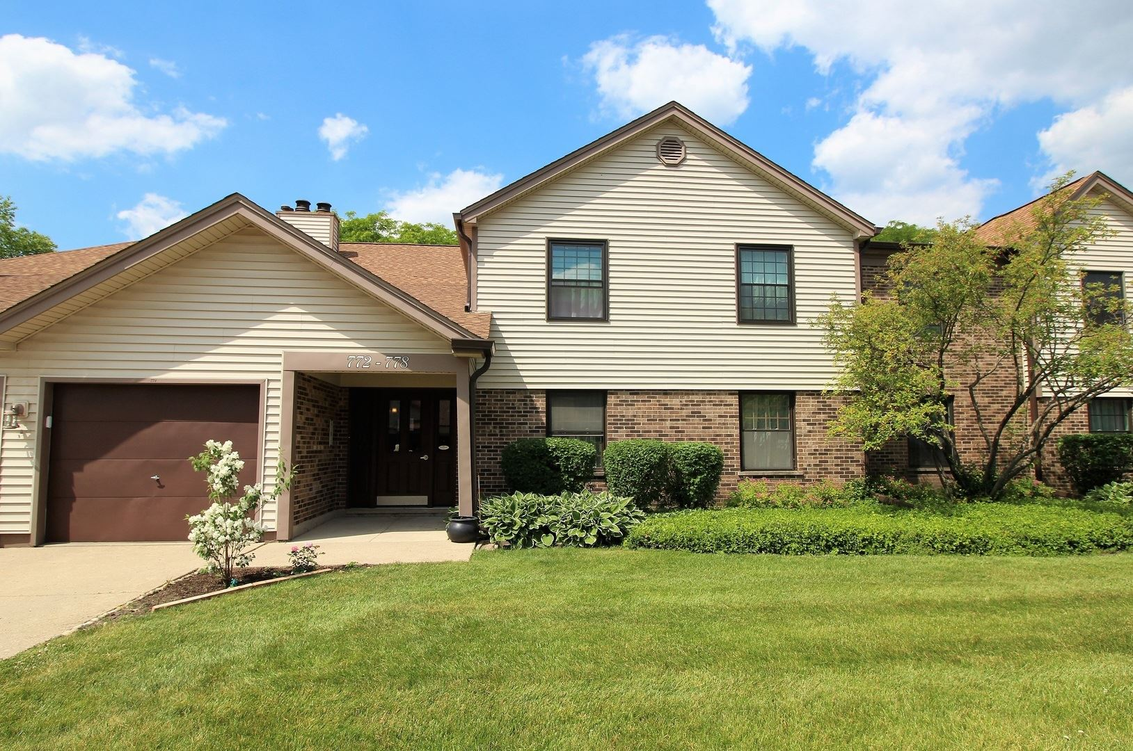 776 WHITE PINE Road #6D1, Buffalo Grove, IL 60089 - #: 10750947