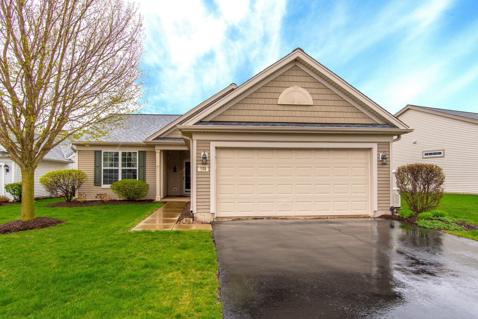 Photo of 108 National Court, Shorewood, IL 60404 (MLS # 11060947)