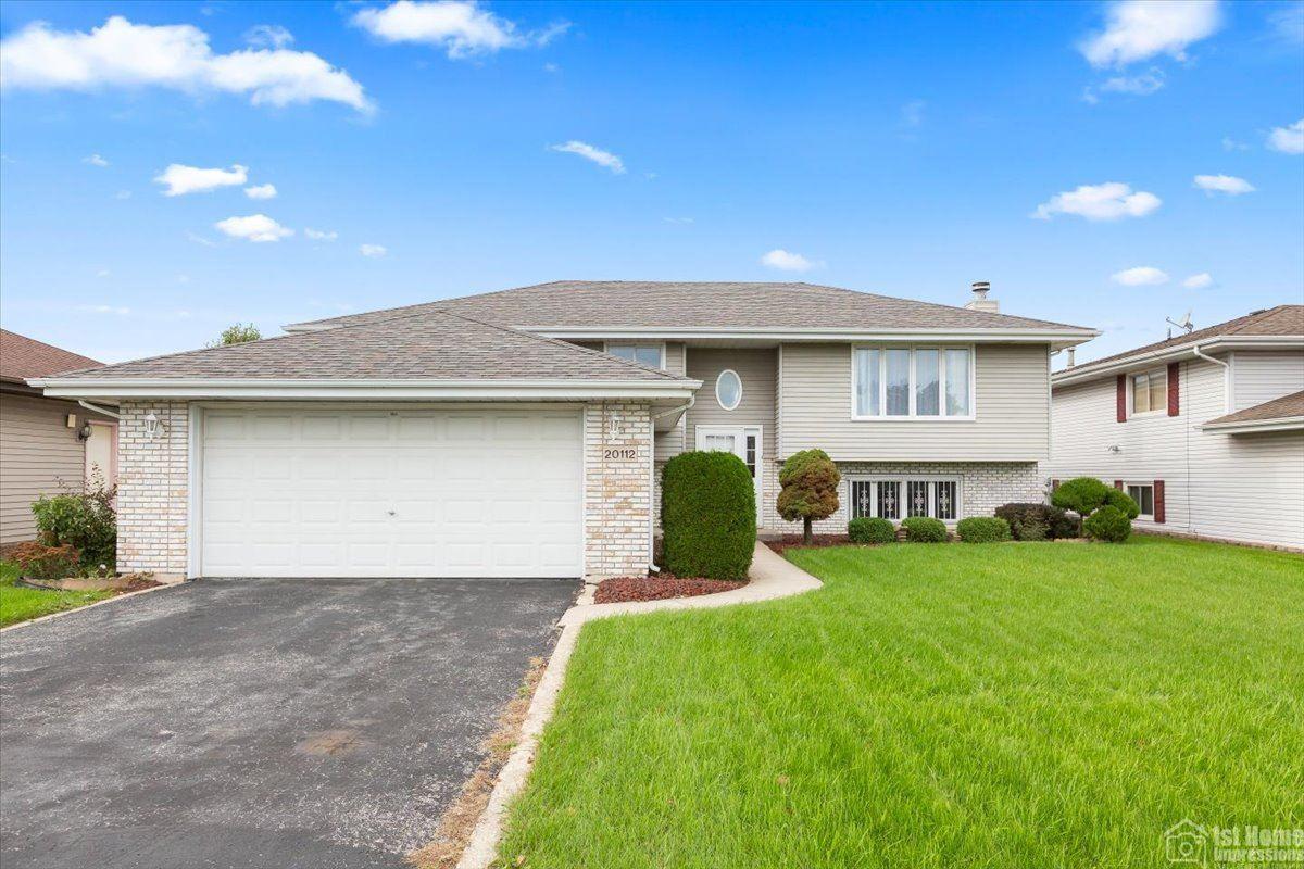 20112 Lake Park Drive, Lynwood, IL 60411 - MLS#: 11242947