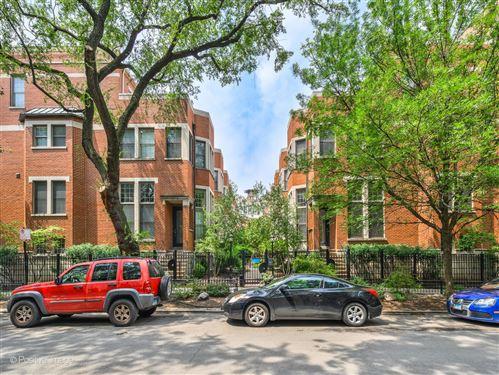 Photo of 18 N Ada Street #C, Chicago, IL 60607 (MLS # 11248948)