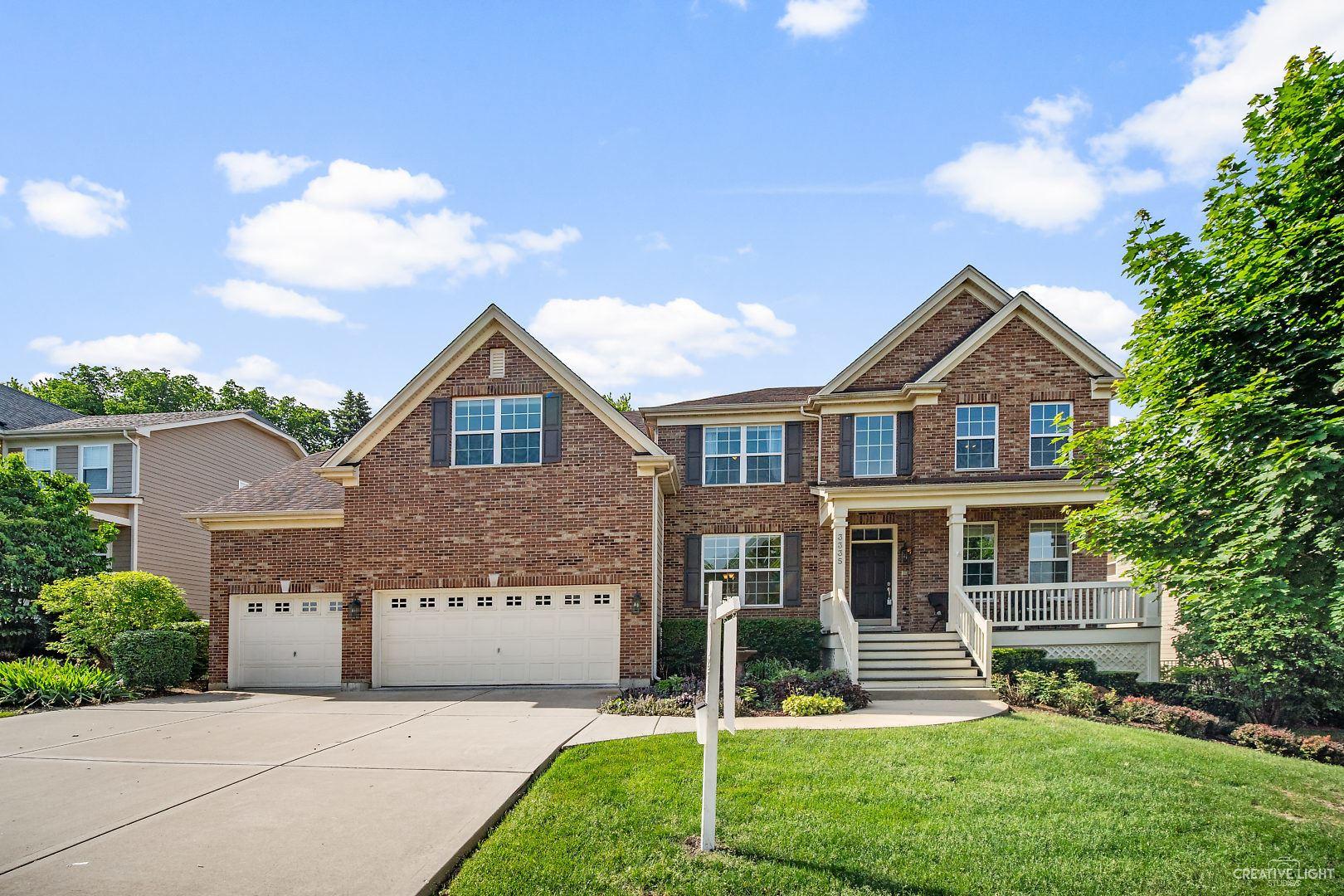 Photo for 3335 Noble Drive, Woodridge, IL 60517 (MLS # 10859948)