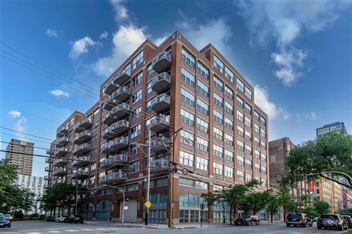 Photo of 933 W VAN BUREN Street #609, Chicago, IL 60607 (MLS # 11228949)