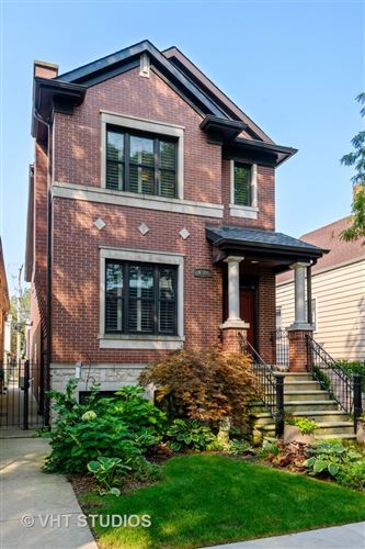 Photo of 4122 N MOZART Street, Chicago, IL 60618 (MLS # 10862951)