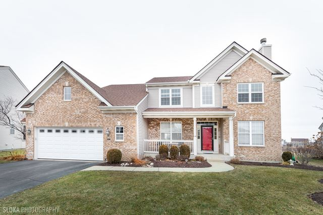 805 Bach Court, Woodstock, IL 60098 - #: 10609951