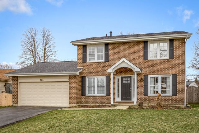 305 DEMING Place, Westmont, IL 60559 - #: 10678952