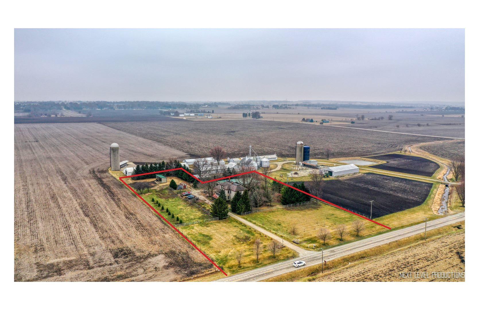 Photo of 2142 Wooley Road, Oswego, IL 60543 (MLS # 11020952)