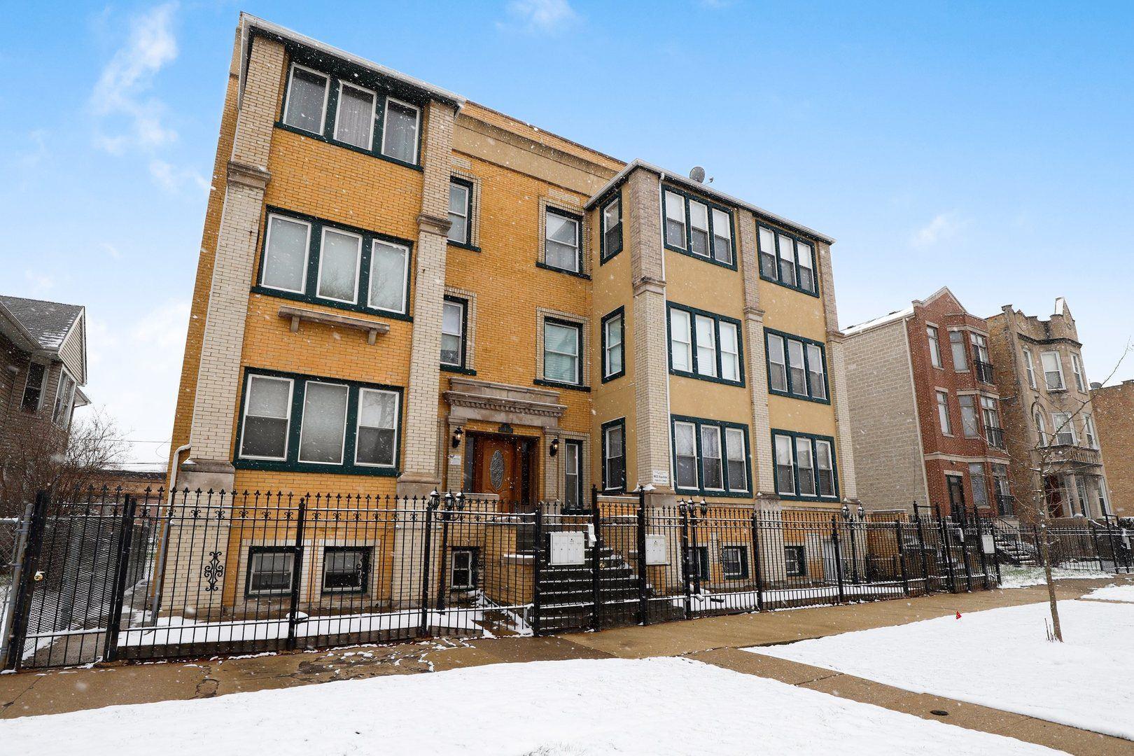 4827 S Prairie Avenue #3, Chicago, IL 60615 - #: 10687953
