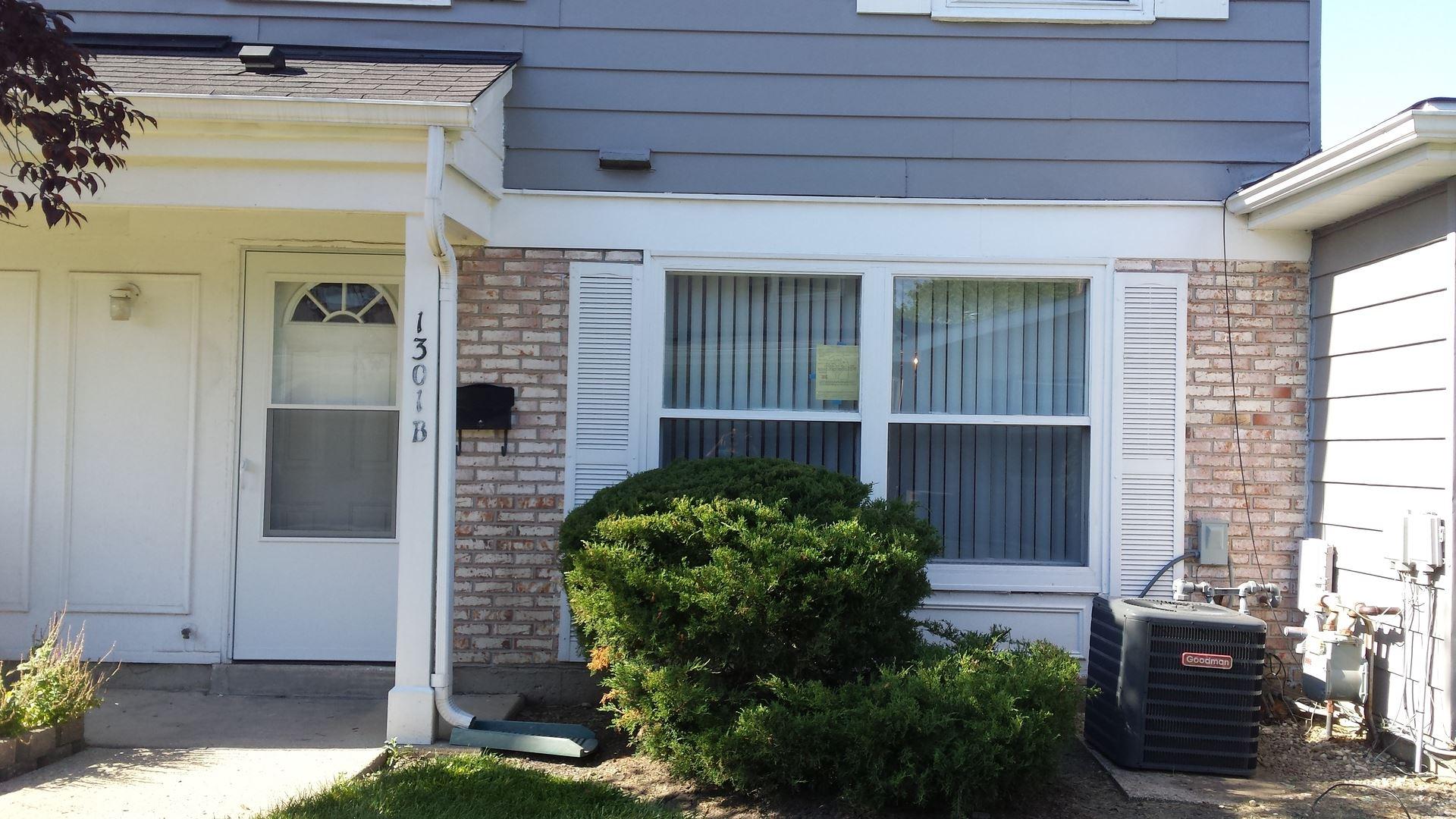 1301 Kingsbury Drive #B, Hanover Park, IL 60133 - #: 10771953