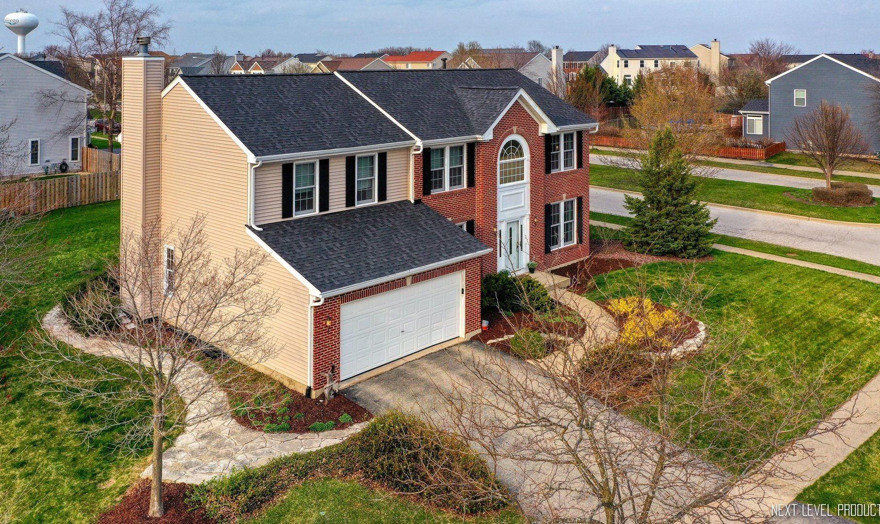 Photo of 430 Raintree Drive, Oswego, IL 60543 (MLS # 11016953)