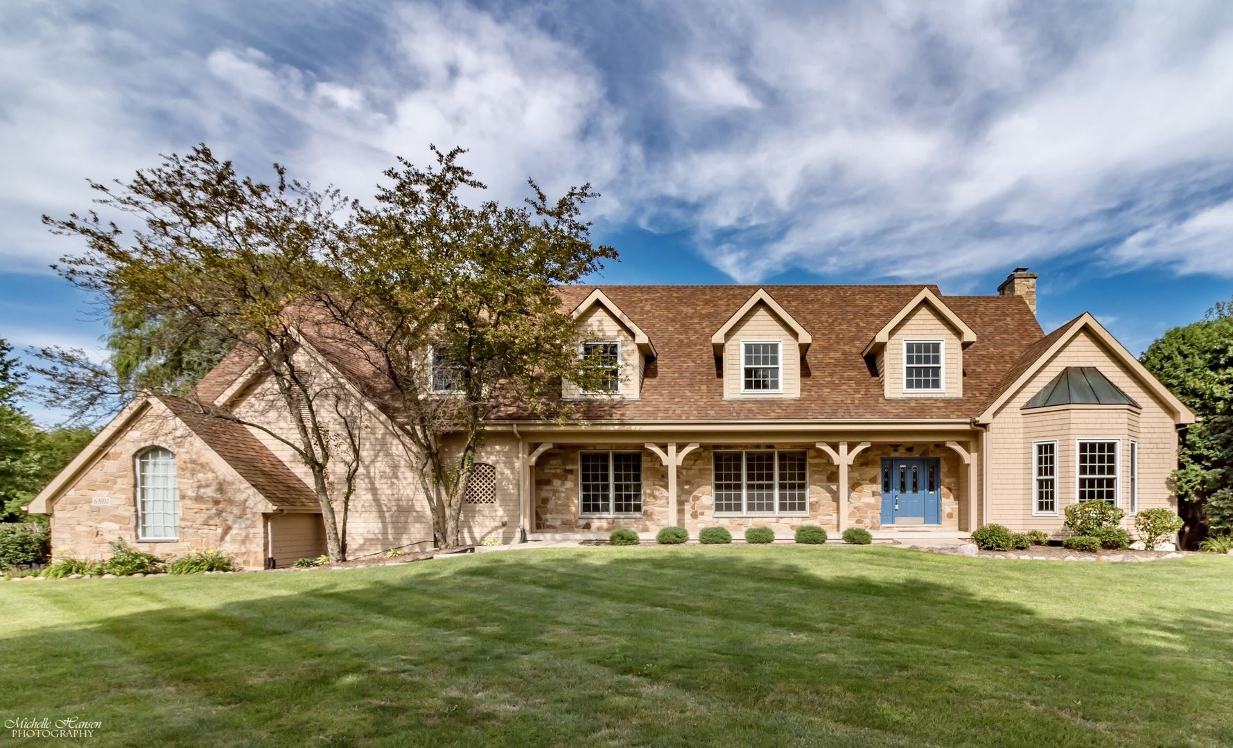 Photo for 6801 Colonel Holcomb Drive, Crystal Lake, IL 60012 (MLS # 10859954)