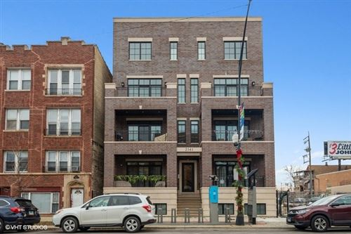 Photo of 2341 W Roscoe Street #3E, Chicago, IL 60618 (MLS # 10782955)