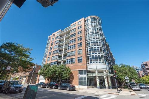 Photo of 1200 W Monroe Street #601, Chicago, IL 60607 (MLS # 11232955)