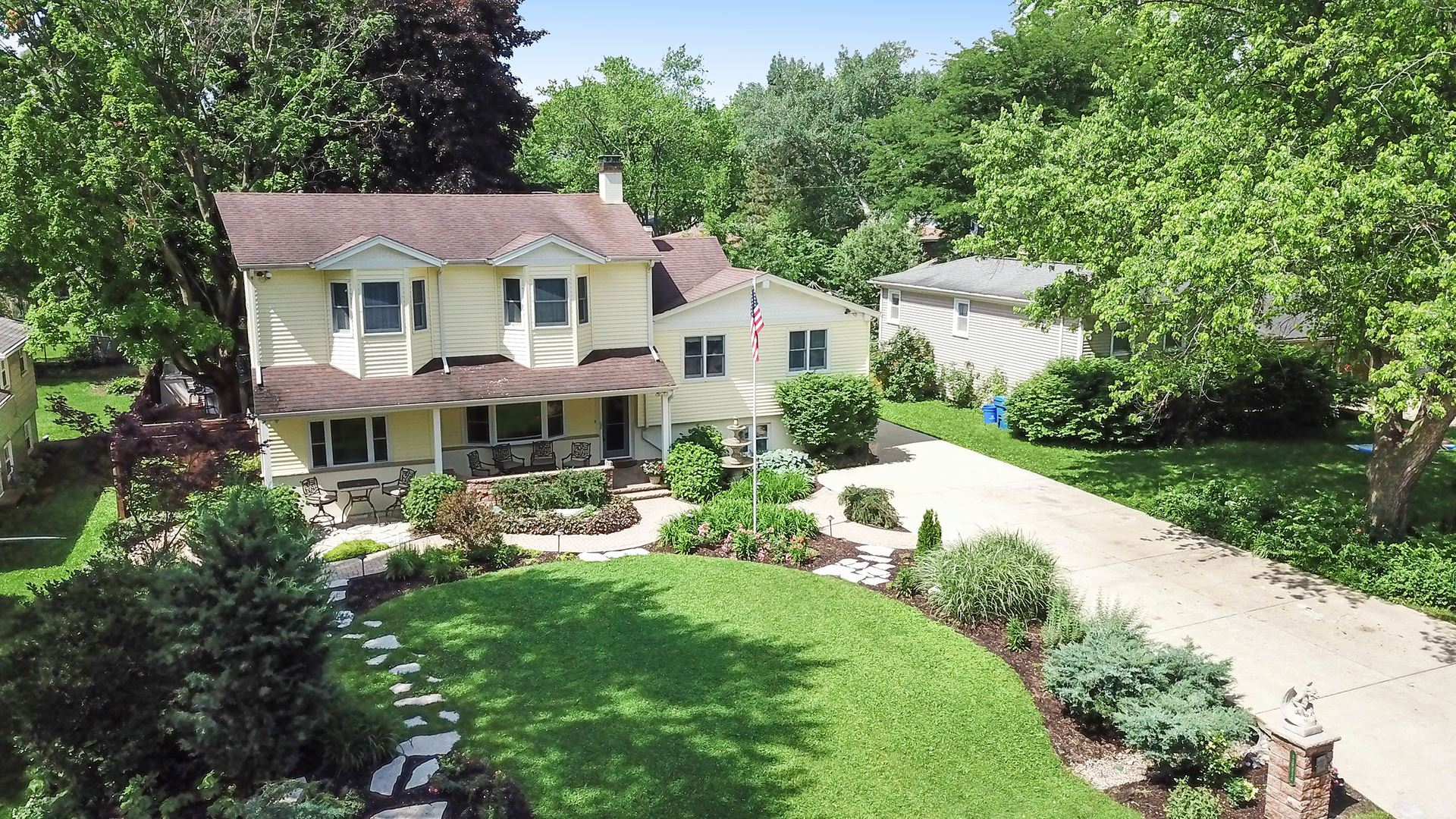 22W343 Birchwood Drive, Glen Ellyn, IL 60137 - #: 10637955
