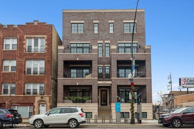 2341 W Roscoe Street #3E, Chicago, IL 60618 - #: 10782955