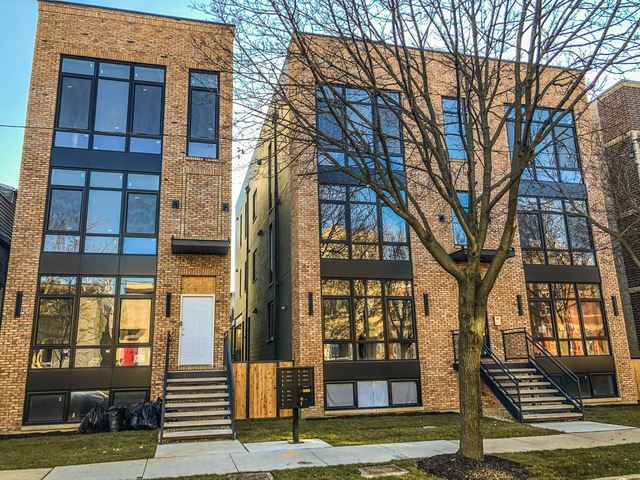 Photo for 2719 West Haddon Avenue #2, Chicago, IL 60622 (MLS # 10612956)