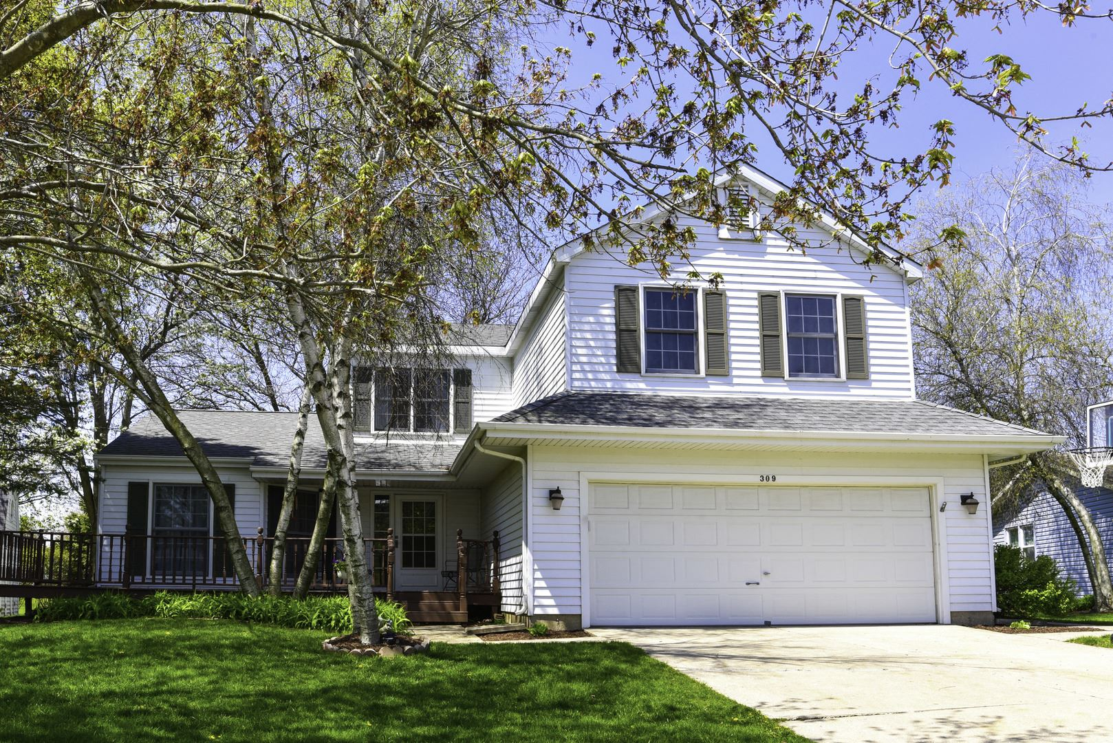 309 S Cross Trail, McHenry, IL 60050 - #: 10718956