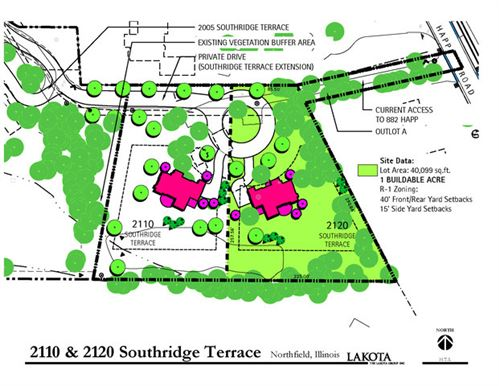 Photo of 2120 Southridge Terrace, Northfield, IL 60093 (MLS # 10626958)