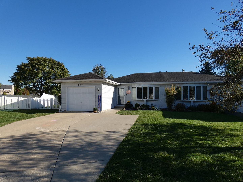Photo of 218 Huntington Court, Shorewood, IL 60404 (MLS # 10890958)