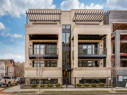 Photo of 1346 W WALTON Street #1W, Chicago, IL 60642 (MLS # 10621960)