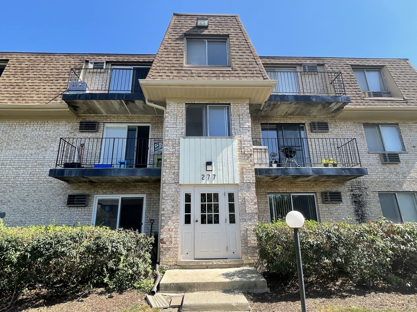 277 Shorewood Drive #2C, Glendale Heights, IL 60139 - #: 11240960