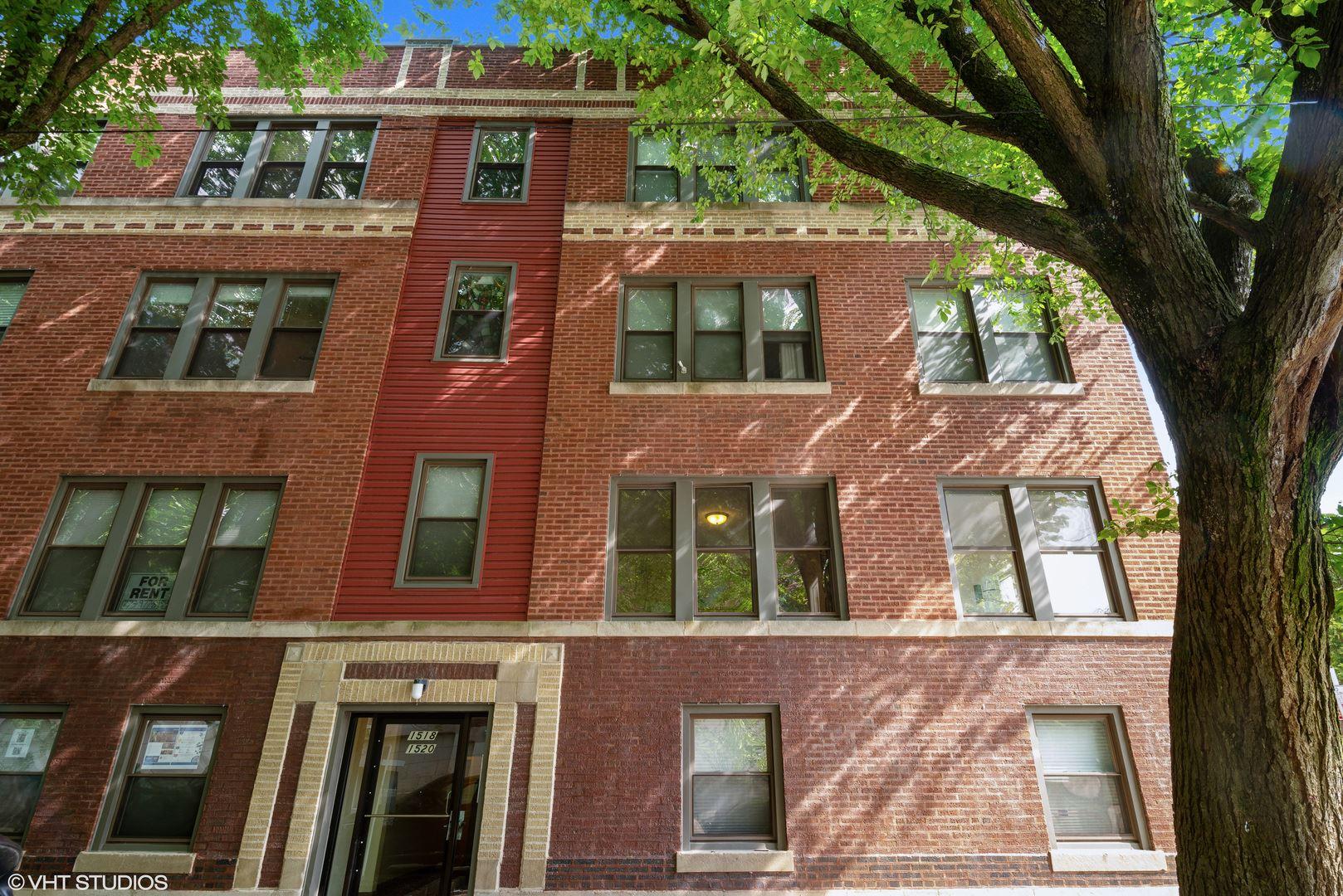 1518 W Belle Plaine Avenue #1, Chicago, IL 60613 - #: 10815961