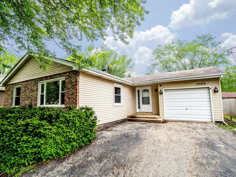 5502 W Lake Shore Drive, Oakwood Hills, IL 60013 - #: 11074961