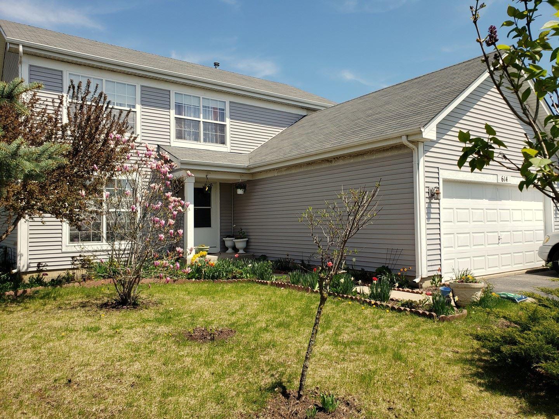 614 W Meadow Lane, Round Lake, IL 60073 - #: 10709962