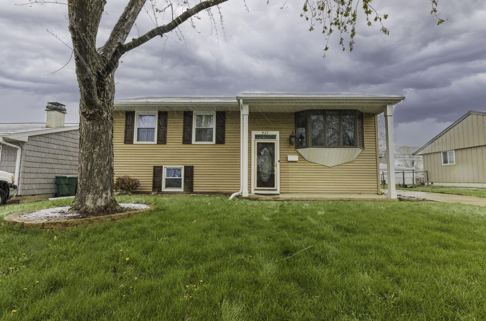 Photo of 427 Everette Avenue, Romeoville, IL 60446 (MLS # 11062962)
