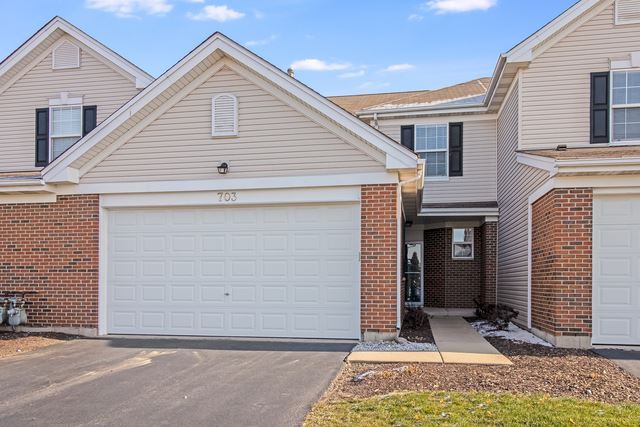 703 Legend Lane UNIT 703, McHenry, IL 60050 - #: 10571963