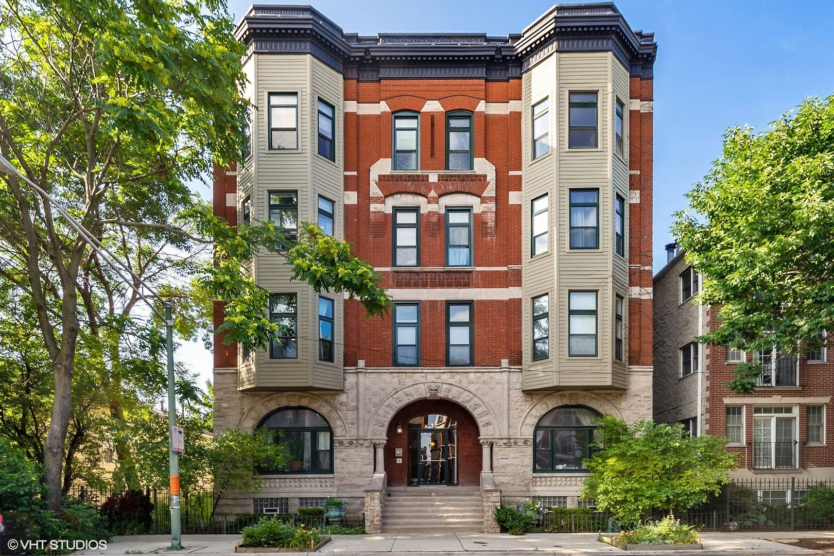 1746 W HURON Street #4E, Chicago, IL 60622 - #: 10786963
